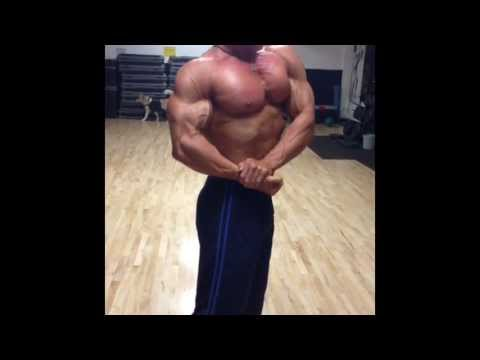 Mike O'Hearn - Day of the Photoshoot workout... thumbnail