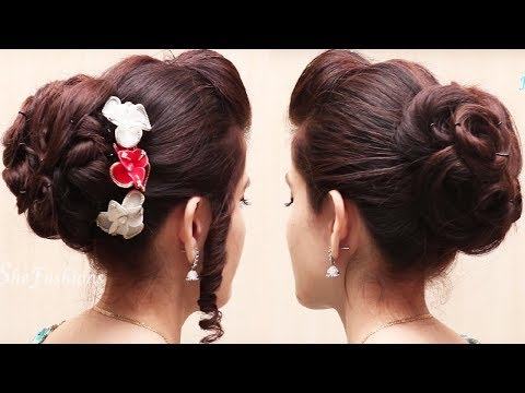 Bridal Easy Hairstyles for Long Hair Tutorial