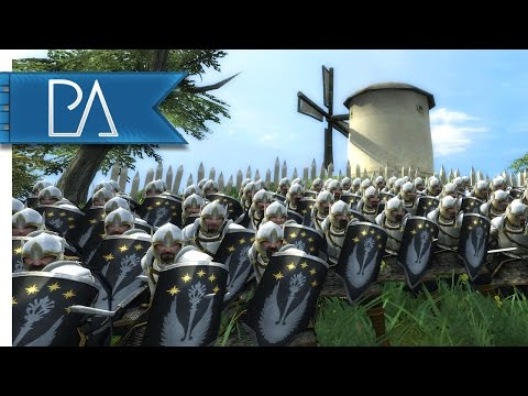 Revenge of the Orcs: Siege of Underland - Third Age Total War: Reforged Gameplay