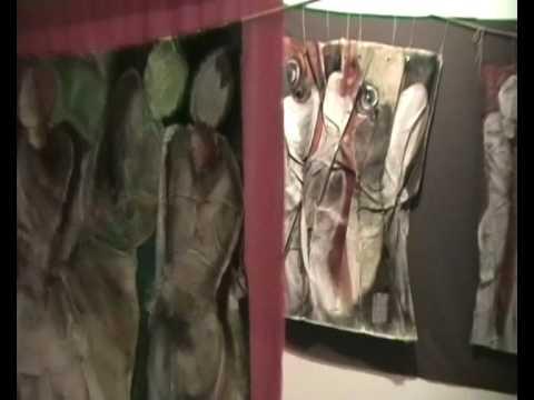Clip Faufil'art exposition à Issoire