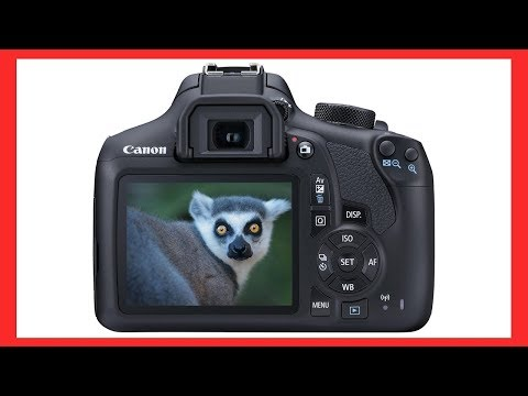 How to adjust Shutter, Aperture & ISO on a Canon EOS DSLR ca