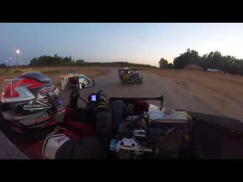 Paradise Speedway Saturday night open class