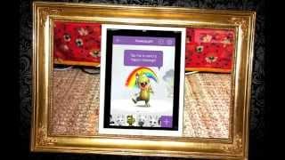 Анимашки с помощью вайбера (Viber animation)