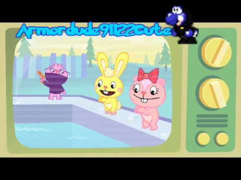Angry German Kid Episode 7 1/2 AGK watches Happy Tree Friends