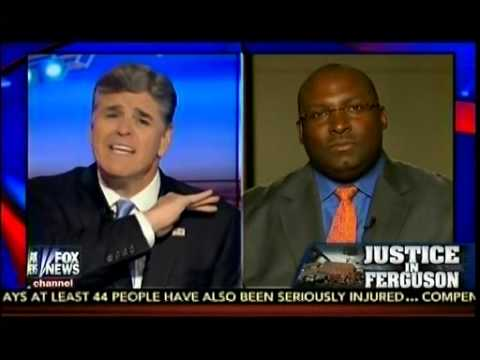 Louis Farrakhan: We'll Tear This God**** Country Up - Justice In Ferguson - Hannity