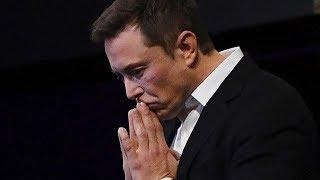 Elon Musk Is Deeply Worried