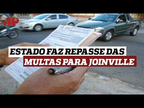 Joinville tem drástica queda no orçamento advindo de multas