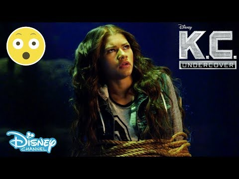 KC Undercover  You&39;re WHAT? 😱  Disney Channel UK