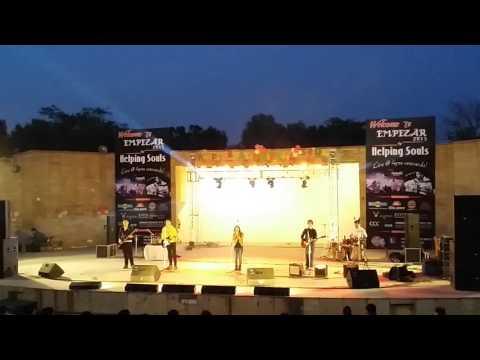 """Root 9 Band performing live -  """" Paani da Rang """""""