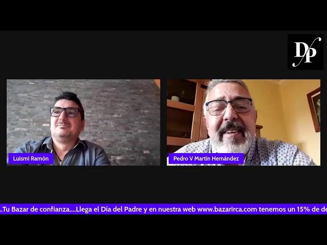 Entrevista con Pedro Vicente Martín Hernández, propietario de Bazar Irca.