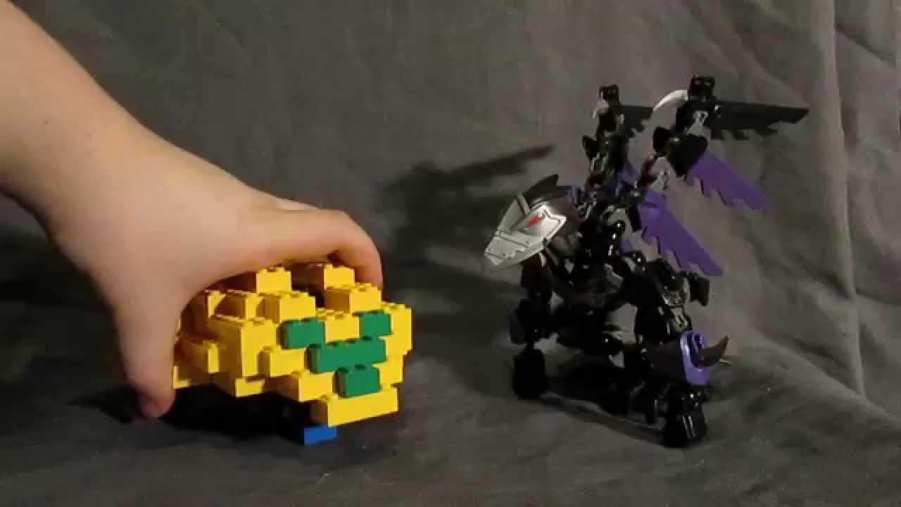 Lego Metroid mocs #1 - YouTube