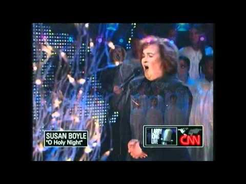 Larry King - Susan Boyle 2010