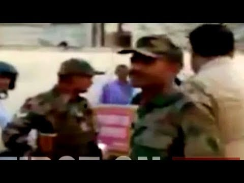 Army jawans clash with Delhi Police personnel