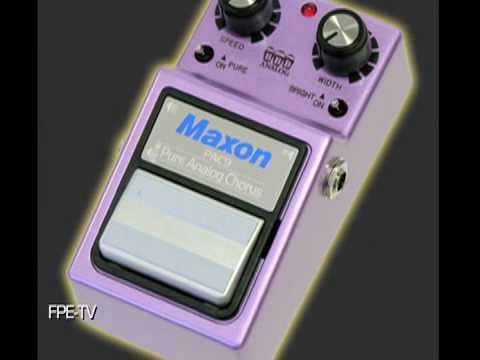FPE-TV Maxon Pure Analog Chorus Pedal