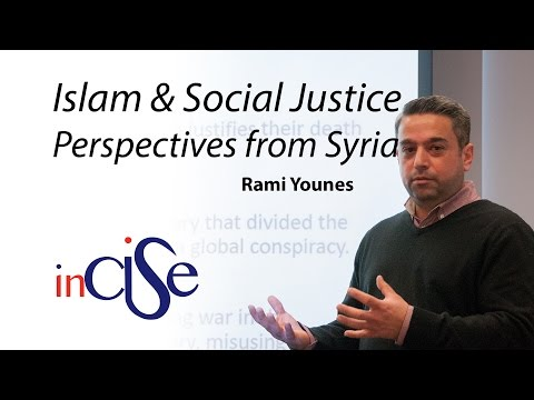 Islam & Social Justice - Lecture Syria