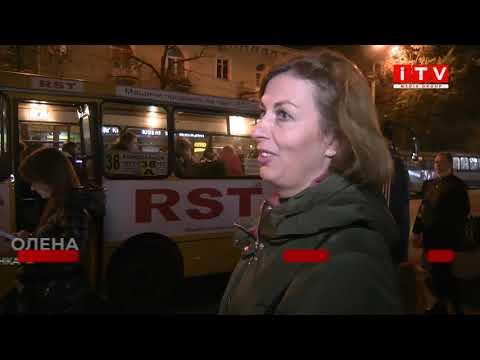 ITV media group: Штрафувати нікого: як у Рівному патрульні проводять рейди та перевіряють маршрутки