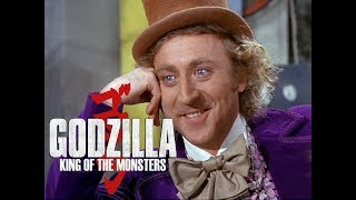 Willy Wonka & The Chocolate Factory Trailer (Godzilla: King of the Monsters Style)