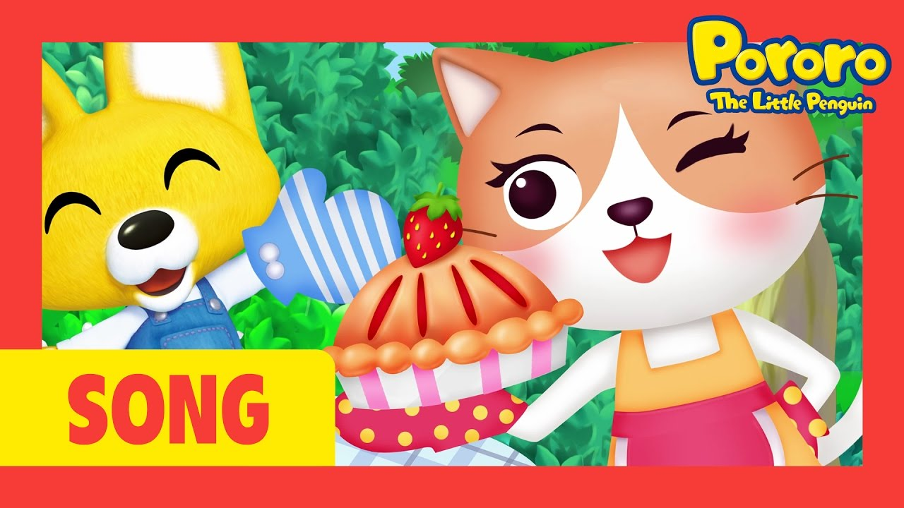 Three Little Kittens Pororo Nursery Rhymes Kids Songs Pororo The Little Penguin Youtube