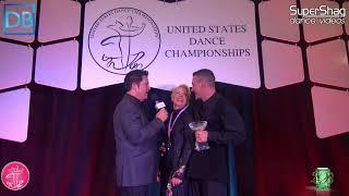 Comp Crawl with DanceBeat! USDC 2017! USDC 2017! Pro Am Smooth Open B Karen and Gleb