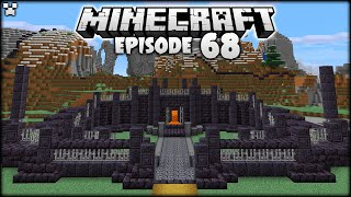 An INSANE New Manor Build! | Minecraft Survival Ep.68