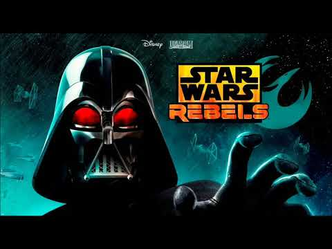 Star Wars Rebels OST  Ezra Pushed to the Brink
