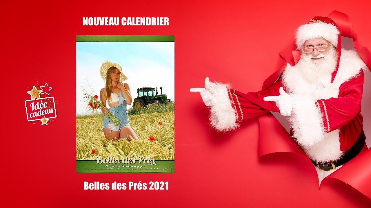 Idée cadeau, Noël approche !   Calendrier Belles des Prés 2021