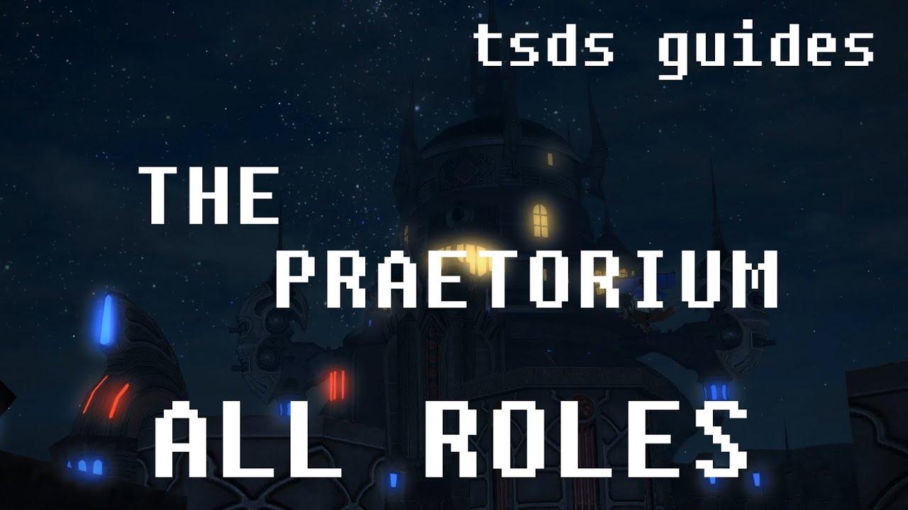 The Praetorium - Final Fantasy XIV A Realm Reborn Wiki - FFXIV