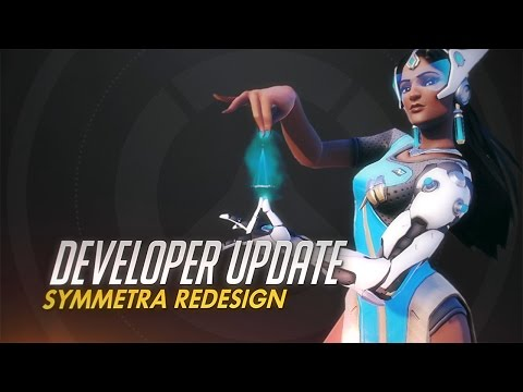 Blizzard's giving Overwatch's Symmetra a second ultimate ability (update)