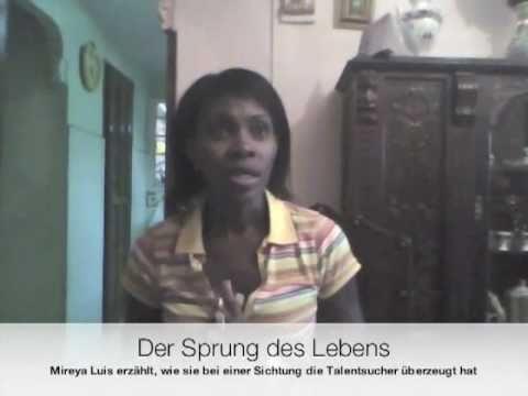 Eine Legende erzählt: Mireya Luis