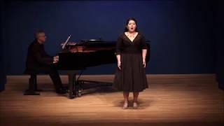 Emily Michiko Jensen, soprano - Il est doux, il est bon (Massenet)
