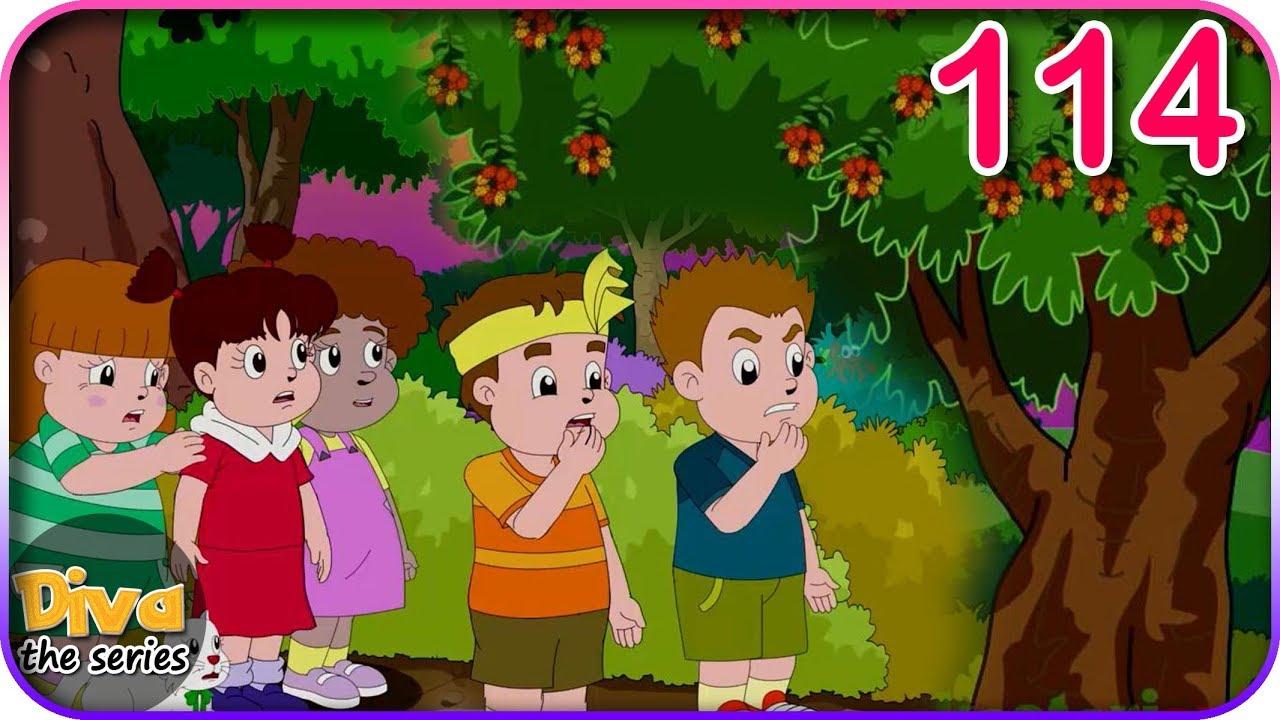 Seri Diva Eps 114 Hantu Pohon Rambutan