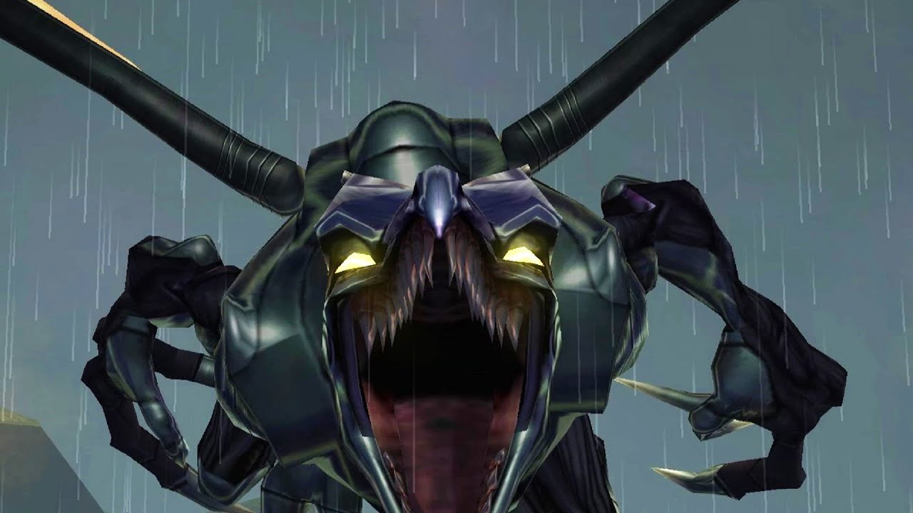Metroid Prime Meta Ridley Boss Fight 9 4K 60fps