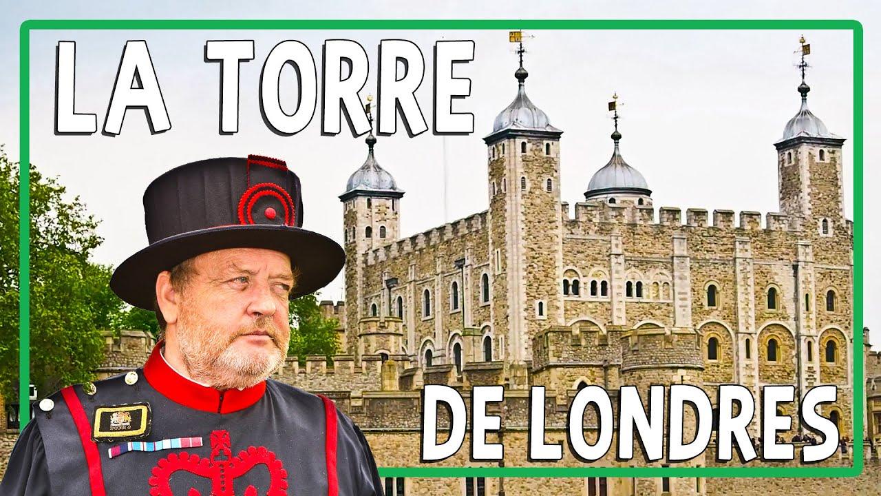 La TORRE DE LONDRES. Historia y curiosidades 👻 (Reino Unido)