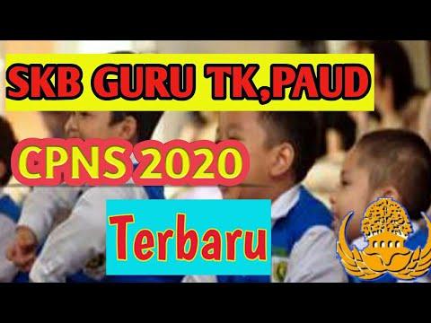 Skb Guru Tk Paud Cpns 2020 Youtube