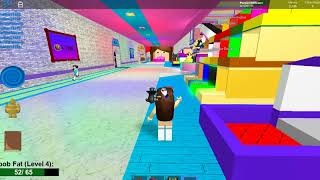 CHOCOLATE CAKE!! Roblox Make A Cake Back For Seconds