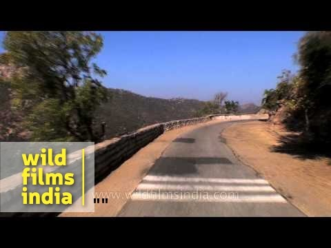 Drive from Alwar city to Bala Qila : Rajasthan