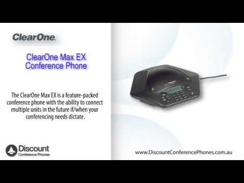 ClearOne Max Video Overview