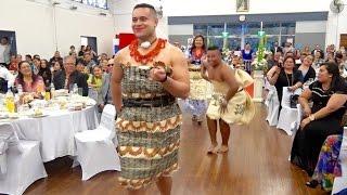 Si'i Lolo Surprise Tau'olunga | Ovaleni & Laui'ula Baranyi Wedding Reception