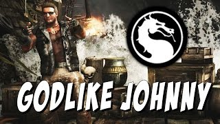 GOD LIKE JOHNNY CAGE: Mortal Kombat X Online Revival Pt. 4