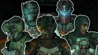 Dead Space 2 Severed - All Suits (Patrol Suit & DLC Only)