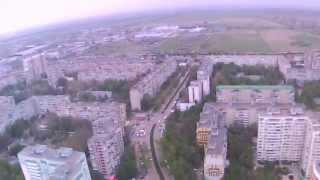 комсомольский мкр,Краснодар,квадрокоптер