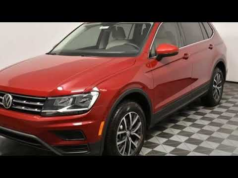 New 2019 Volkswagen Tiguan Atlanta, GA #VN19293 - SOLD