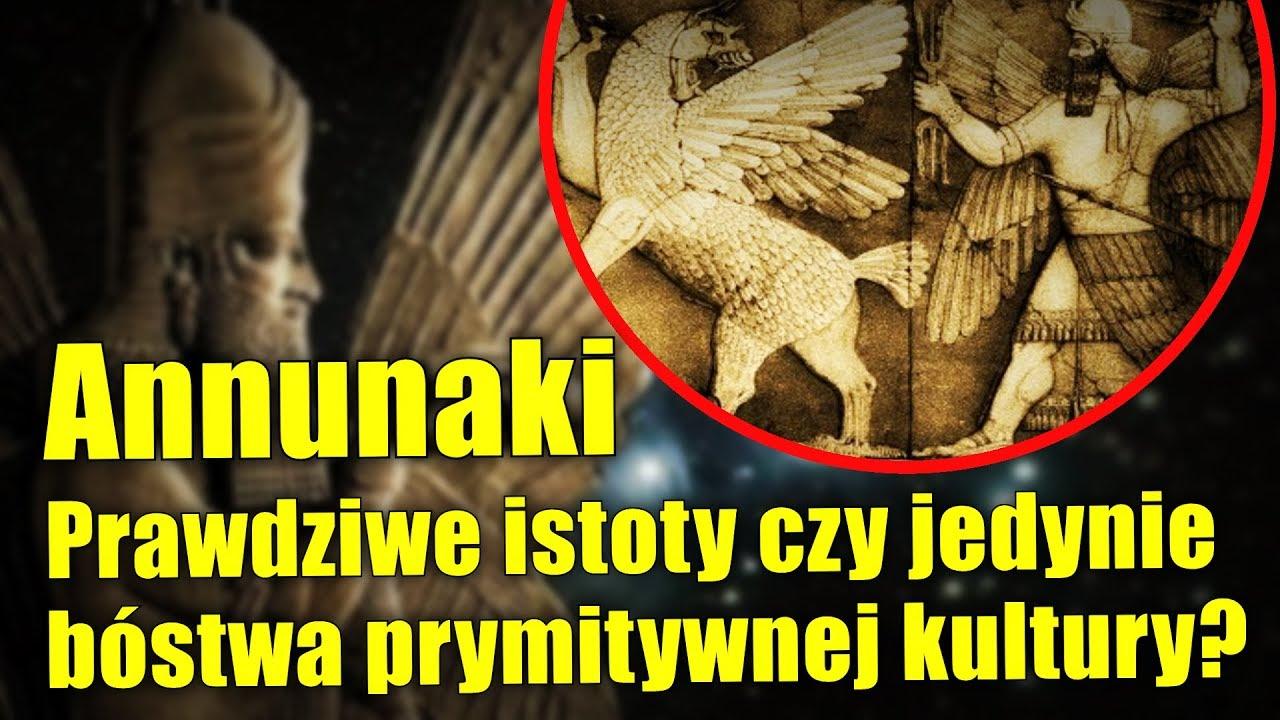 Czy ludzie to rezultat eksperymentów prowadzonych przez sumeryjskich Annunaki?