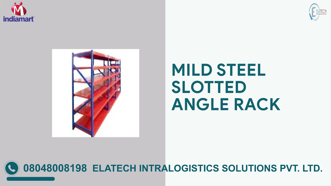 Download Industrial Racks & Shelving Systems Wholesale Trader
