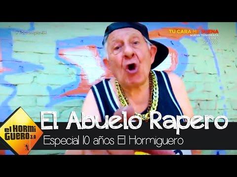 El Abuelo Rapero en El Hormiguero 3.0