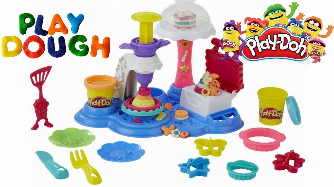 Play Doh Küche Youtube Play Doh Knet Küche