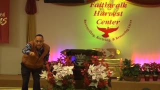 """Living Free & Light """"Releasing Our Burdens & Yokes"""" - Part VI- Faithwalk Harvest Center 2/20/2019"""