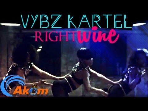 Vybz Kartel - Right Wine (Wine Up Suh) May 2013