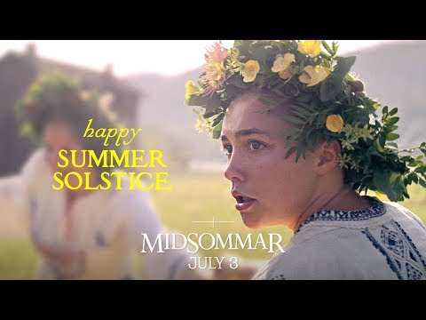 The New 'Midsommar' Trailer Rings In The Summer Solstice With A Jam-Packed Cult Itinerary