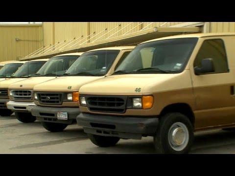 Download Natural Gas Delivery Vans Support McShan Florist